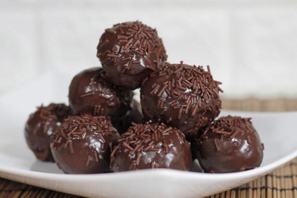 Receta de Trufas de Oreo, Philadelphia y chocolate