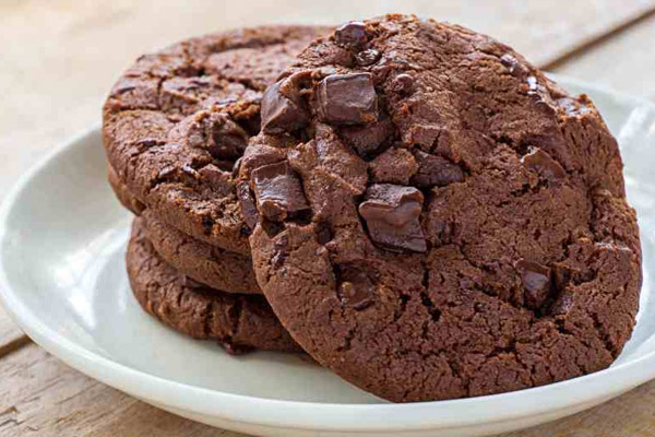 Receta de las mejores Galletas de Chocolate